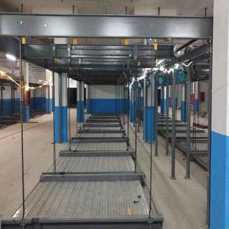 垂直循环立体车库生产安装公司