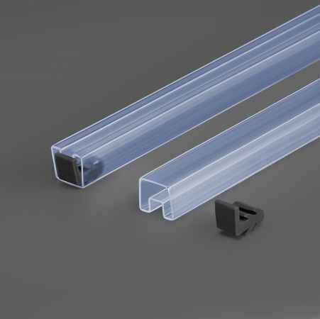 深圳IC包装管生产
