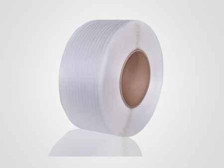 白色环保PP打包带